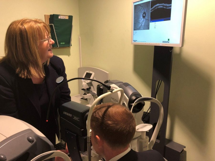 Arnold opticians invests in hospital-quality technology for early detection of eye conditions