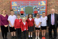 Photo of Pupils delighted with their new £6.3m school in Bestwood Village