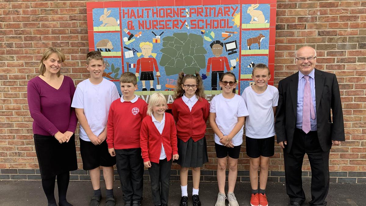 Pupils delighted with their new £6.3m school in Bestwood Village