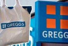 Photo of Greggs anger as bakeries in borough begin charging customers 5p for paper bags