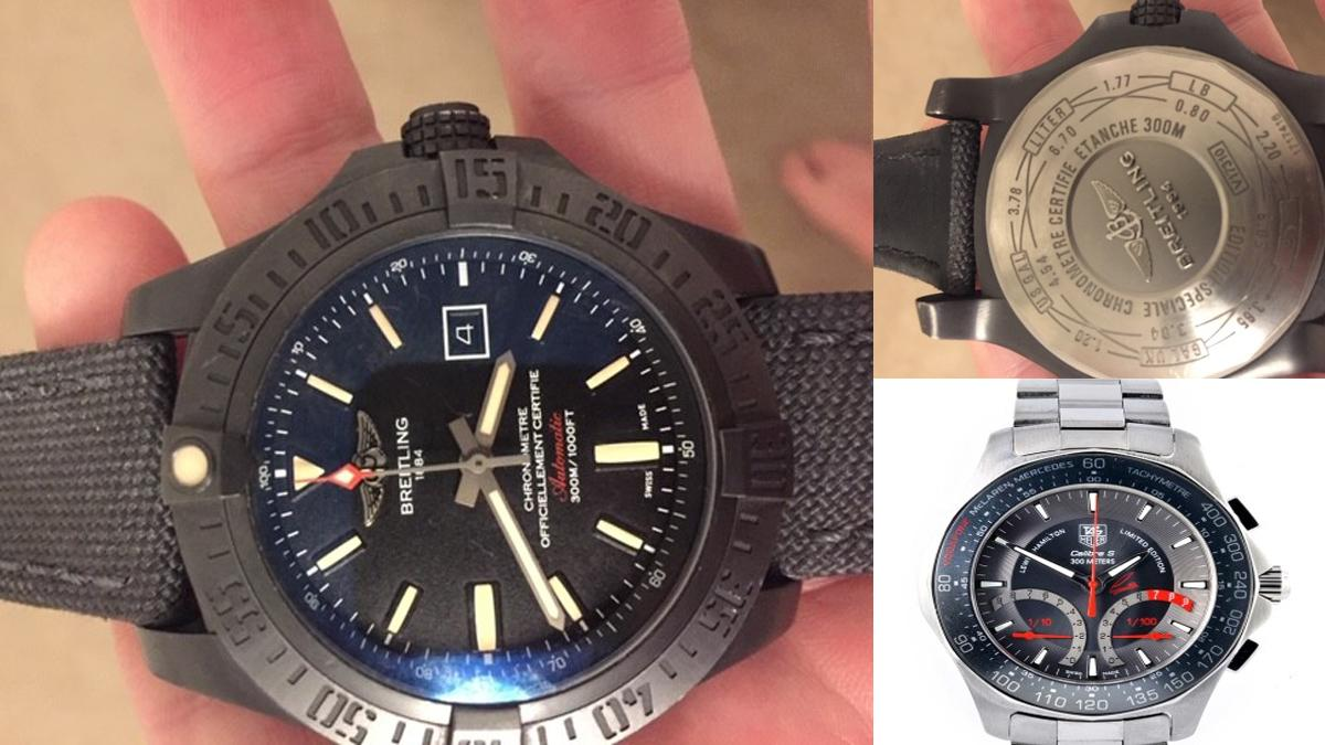 Police seek watches stolen during burglary in Ravenshead