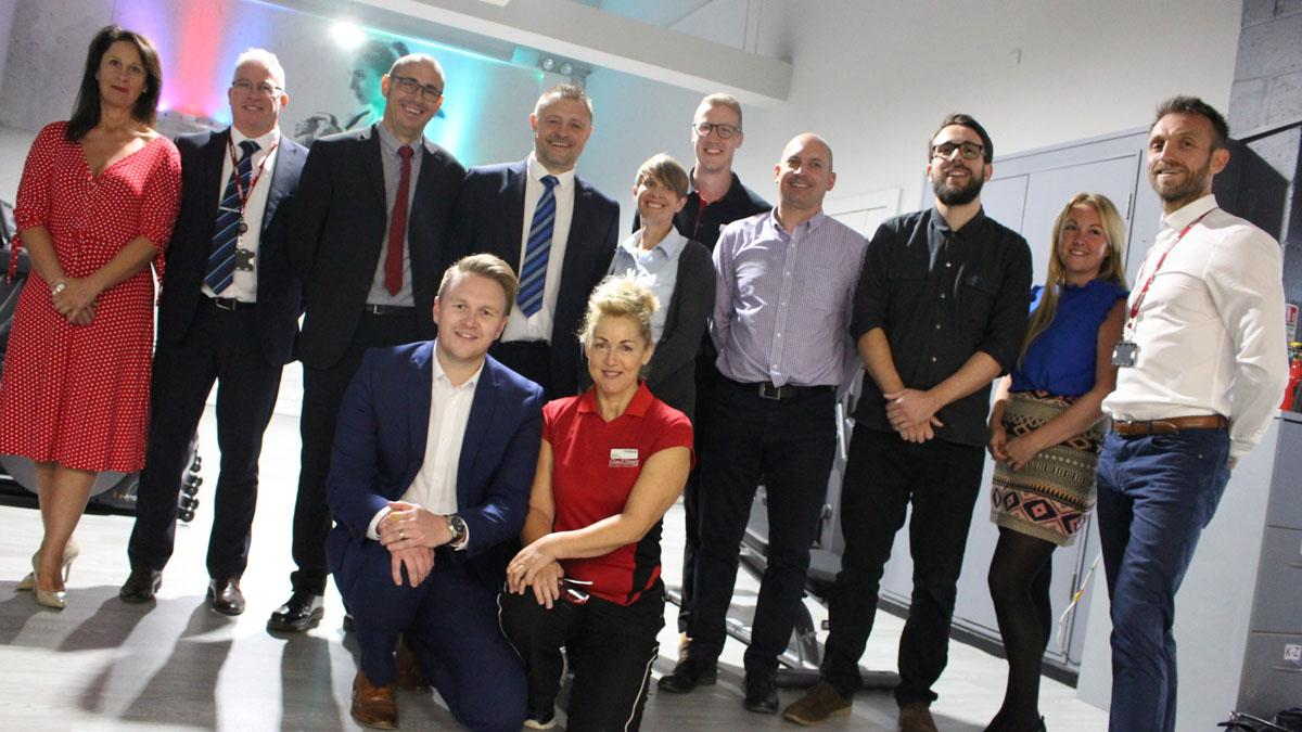 Redhill Leisure Centre gym reopens after £74,000 facelift