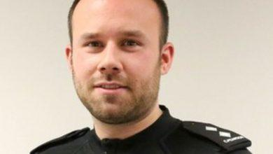 Photo of Inspector Chris Pearson: October update from Gedling's neighbourhood police team