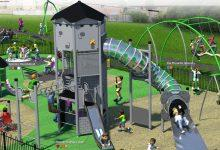 Photo of Work begins on long-awaited £100,000 facelift for Arnold play park
