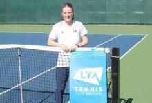 Photo of Star tennis player bound for  Brisbane to compete in INAS Global Games