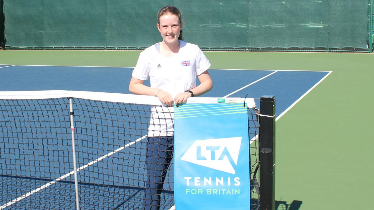 Star tennis player bound for  Brisbane to compete in INAS Global Games
