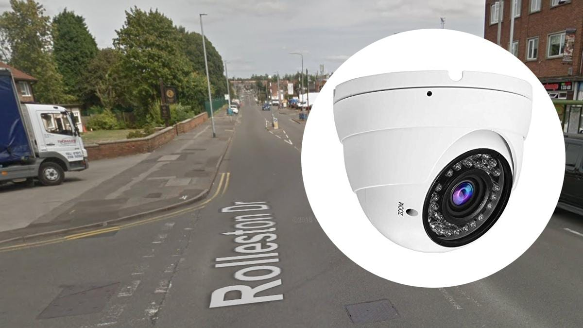 Gedling Borough Council plan to install CCTV at anti-social crime 'hotspot' in Arnold