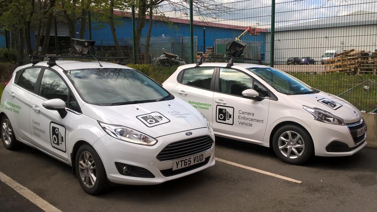 Third CCTV car will begin patrolling Gedling in bid to clamp down on bad parking outside schools