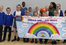 Photo of Carlton's Haddon Primary & Nursery School wins Ofsted praise