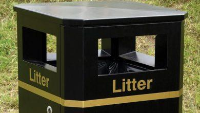 Photo of Councillors are asking people to suggest locations for 50 new bins to help tackle litter problem in Gedling borough