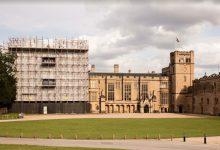 Photo of 'Good progress' being made to save Newstead Abbey from being 'lost through decay'