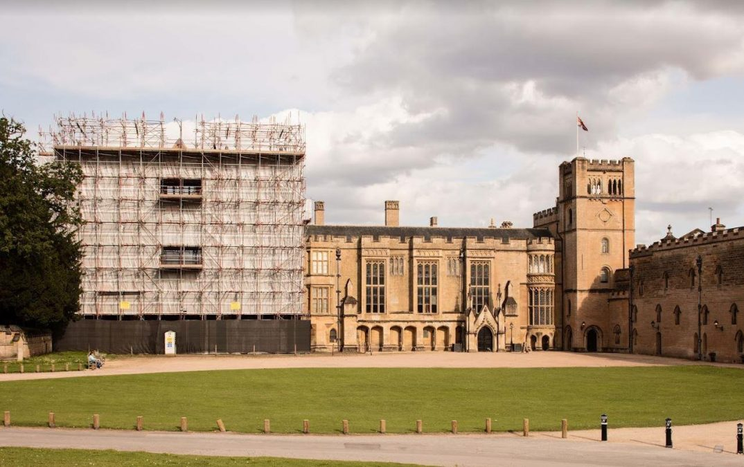 'Good progress' being made to save Newstead Abbey from being 'lost through decay'