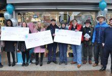 Photo of Co-op in Mapperley backs trio of good causes in Gedling borough with £20k cash boost