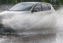 Photo of Flood water warning from police to drivers in Gedling borough