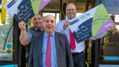 Photo of You can now pay using contactless on CT4N's shopper services in Gedling borough