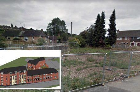 Decision due on sheltered housing plan for site of former 'Bruno' pub in Carlton