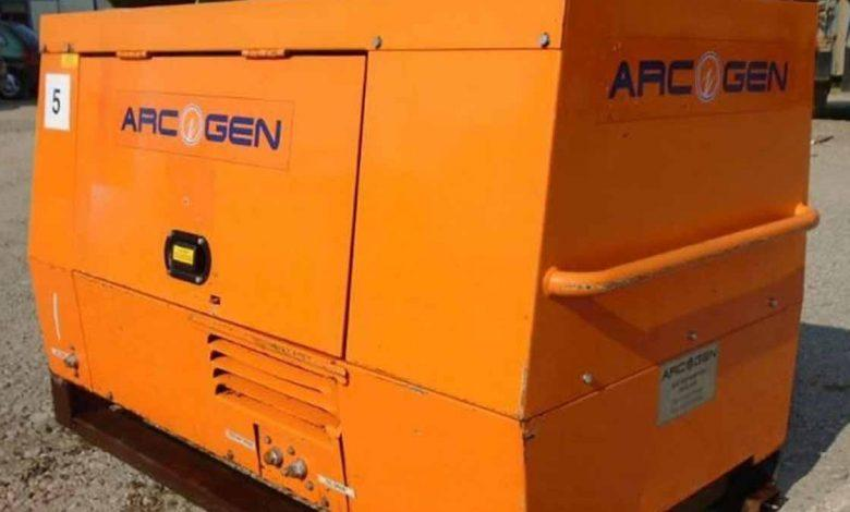 Machinery stolen from Netherfield Business Park