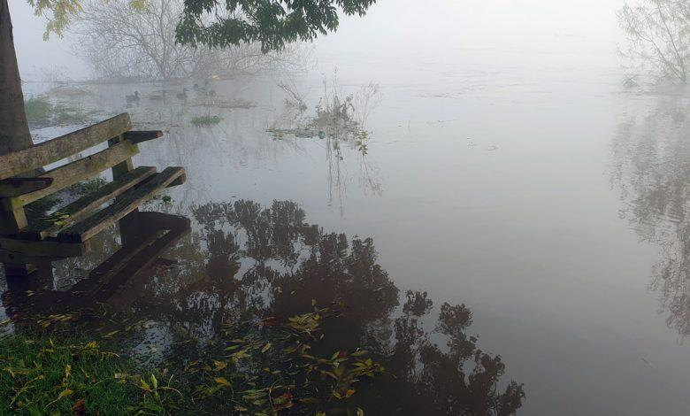 Flooding at Stoke Bardolph