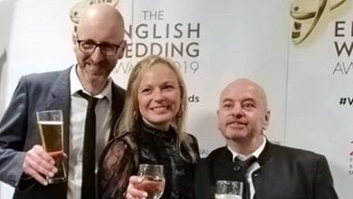 Photo of Colwick caterers wins prestigious prize at English Wedding Awards