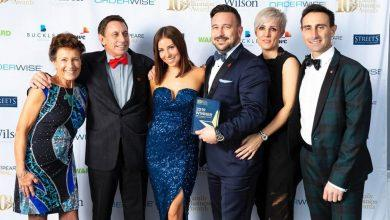 Photo of Colwick's The Wilkins Group named Midlands Family Business of the Year at glittering awards night