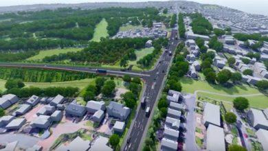 Photo of REVEALED: Get a glimpse of what the new Gedling Access Road will look like when completed in new online video