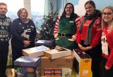 Photo of Co-op Gedling delivers £2711 of gifts to QMC children's wards for Christmas
