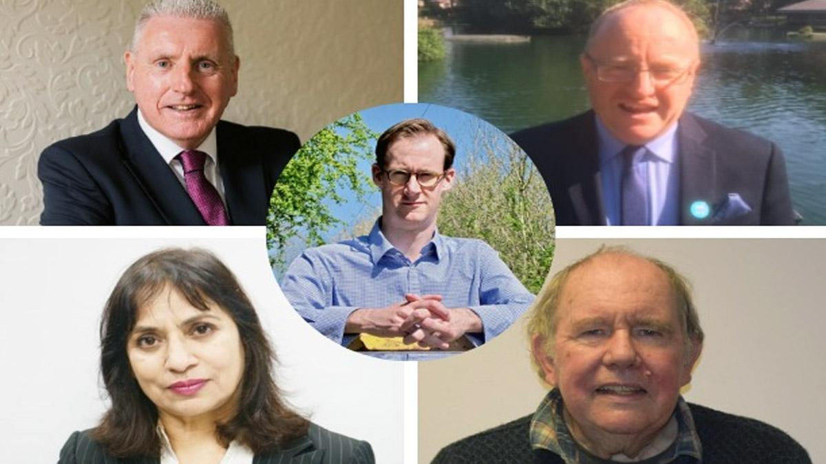 Gedling candidates set out priorities ahead of general election
