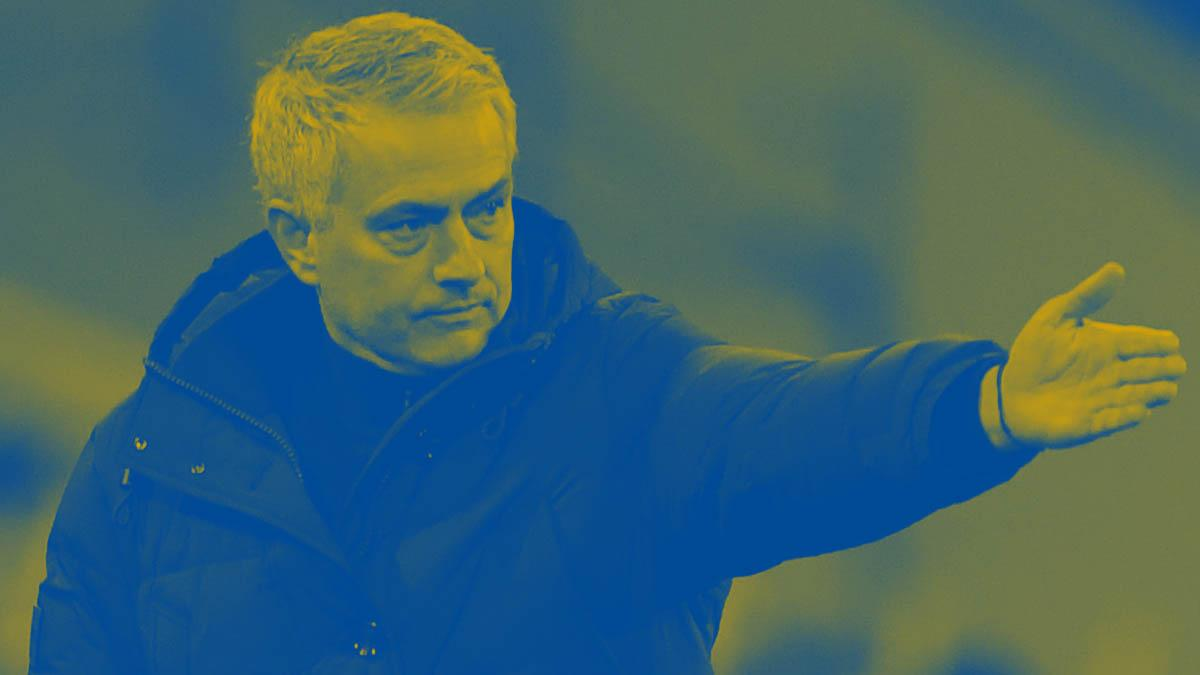 MARC WILLIAMS: Jose Mourinho wins his Spurs