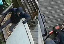 Photo of Police want to speak to these men after burglary in Mapperley