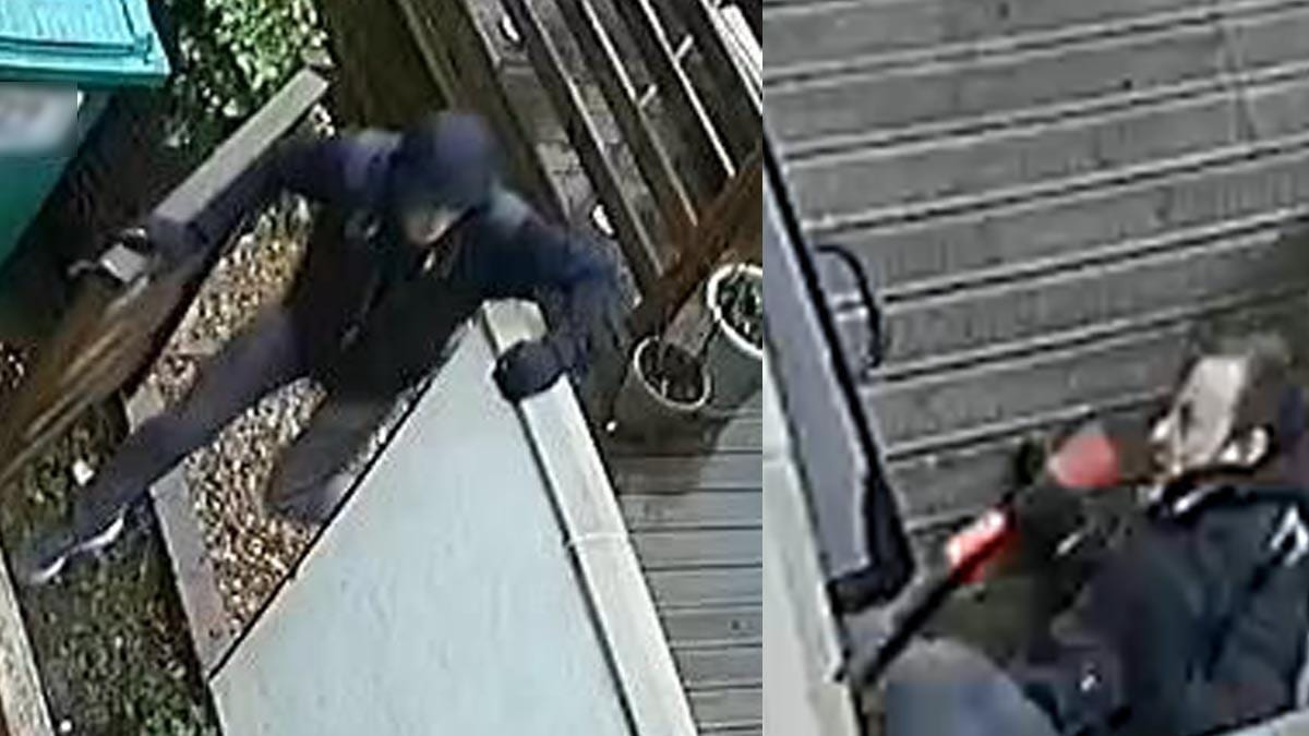Police want to speak to these men after burglary in Mapperley