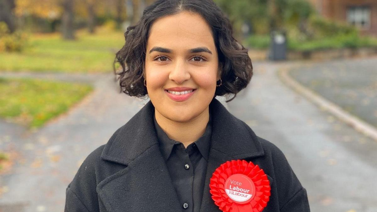 MP Nadia Whittome to host online panel with students in Mapperley to hear covid-19 concerns