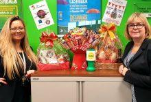 Photo of Just the ticket: Arnold building society raising Christmas cash for homeless charity