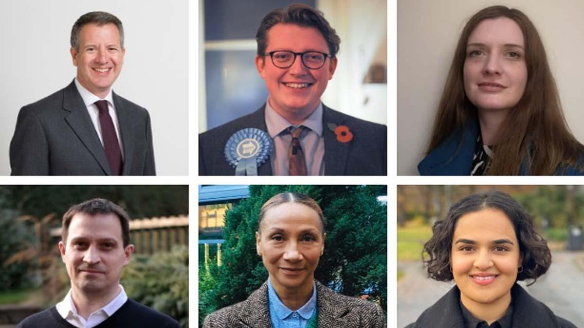 Nottingham East candidates set out why people in Mapperley should vote for them