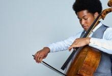 Photo of Mapperley Park cello star Sheku Kanneh-Mason awarded MBE in New Year's Honours List 2020