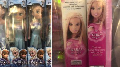 Photo of Warning to parents in Gedling borough over 'unsafe dolls' that contain high levels of chemicals that could make a child ill