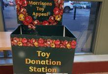 Photo of Morrisons in Netherfield backs charities aiming to give disadvantaged children a better Christmas