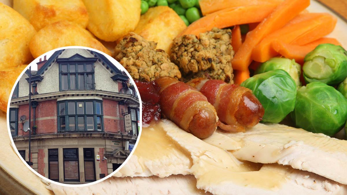 Festive food-to-go: Netherfield pub brings back popular Christmas dinner takeaway service for 2019