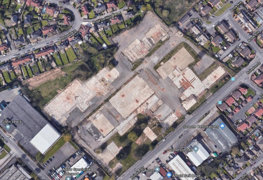 140 homes to be built on Arnold site ravaged by fire