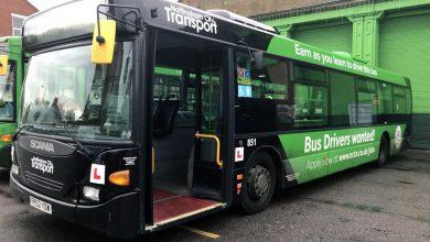 Photo of Just the ticket: Nottingham City Transport donate bus to Arnold school which will now be revamped into learning space
