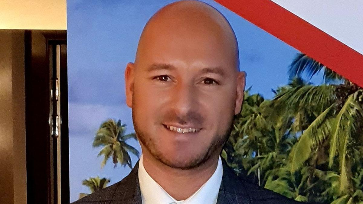 Michael Shanahan worked at Thomas Cook