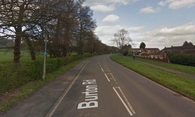 Burton Road in Gedling