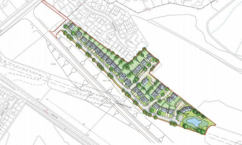 Plan for extra homes on Chase Farm estate