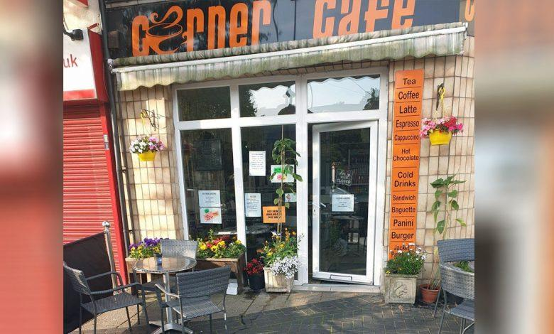 Corner Cafe Netherfield