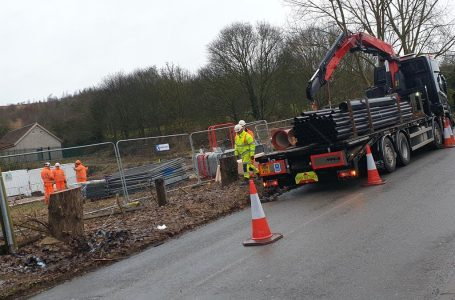 Lambley Lane now closed until May as Gedling Access Road works continue