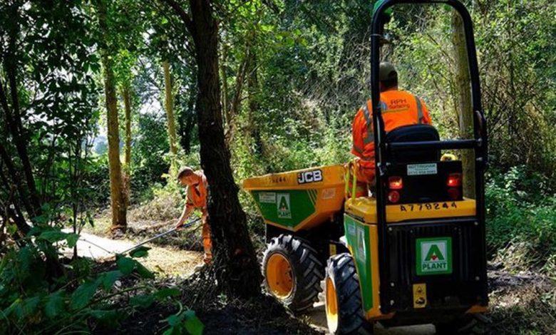 Work begins on Gedling Access Road