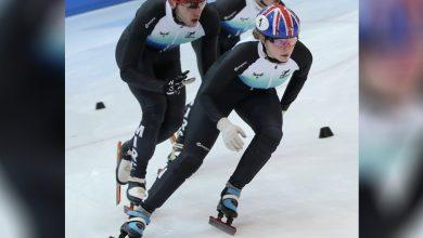 Photo of Mapperley teen gets her skates on for British call-up