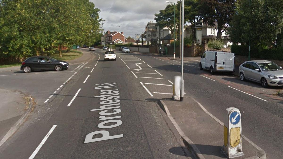 Man, 73, dies after falling from bike in Porchester