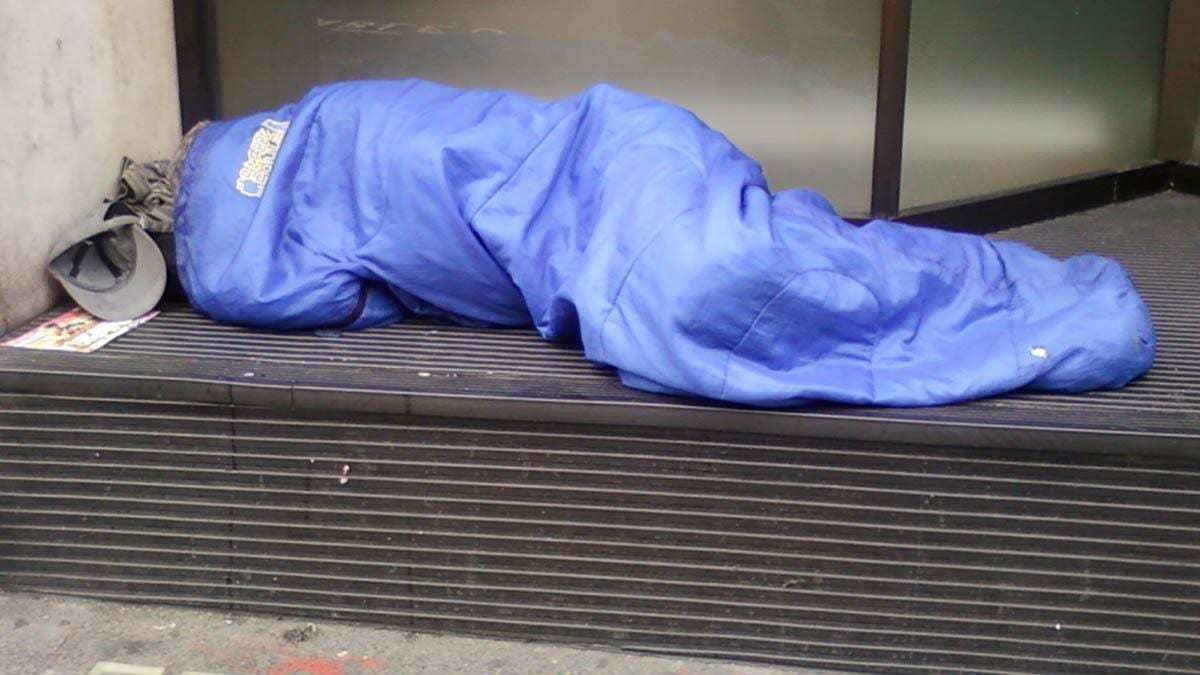 Gedling borough to receive funding boost to tackle rough sleeping problem