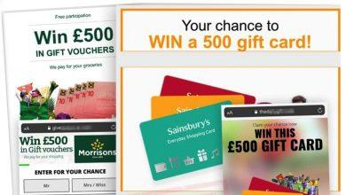Photo of Scam warning over fake Morrisons and Sainsbury's vouchers