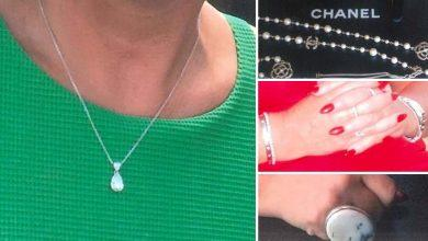 Photo of Jewellery stolen from home during burglary in Mapperley